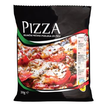 Pizza podloga